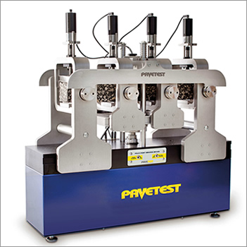 Advanced Asphalt's Pavetest 4 PT Bending Aparatus