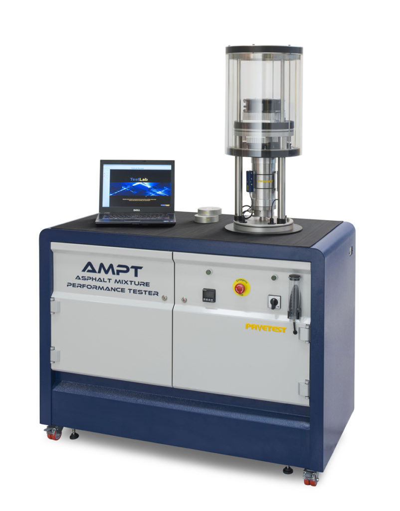 Advanced Asphalt's Pavetest Asphalt Mixture Performance Tester